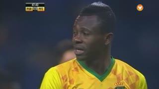 FC P.Ferreira, Jogada, Seri aos 48'