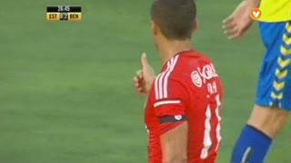 SL Benfica, Jogada, Lima aos 27'