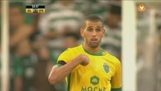 Sporting CP, Jogada, Sarr aos 55'