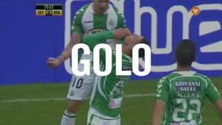 GOLO! Vitória FC, Zequinha aos 16', Vitória FC 1-0 SC Braga