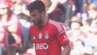 SL Benfica, Jogada, Samaris aos 35'