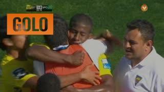 GOLO! Estoril Praia, Sebá aos 25', Estoril Praia 1-0 Sporting CP