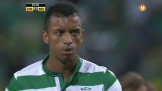 Sporting CP, Jogada, Nani aos 62'