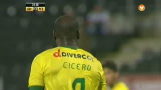 FC P.Ferreira, Jogada, Cicero aos 34'
