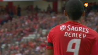 SL Benfica, Jogada, Derley aos 26'