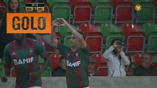 GOLO! Marítimo M., Bruno Gallo aos 33', Marítimo M. 1-0 CD Nacional