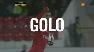 GOLO! FC Penafiel, Rabiola aos 49', FC Penafiel 1-2 FC Porto