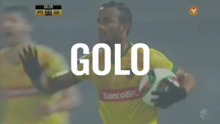 GOLO! FC P.Ferreira, Paraiba aos 87', FC P.Ferreira 2-2 Vitória SC