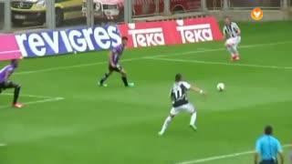 GOLO! CD Nacional, Marco Matias aos 19', CD Nacional 2-0 Vitória FC