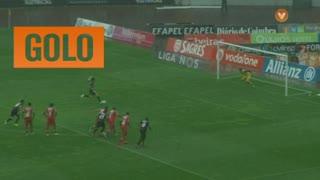 GOLO! A. Académica, Rui Pedro aos 26', A. Académica 1-0 Gil Vicente FC