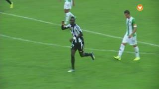 CD Nacional, Jogada, Boubacar 32m aos 32'