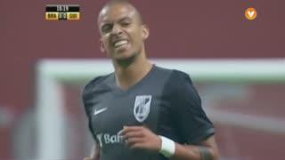 Vitória SC, Jogada, Bruno Gaspar aos 11'