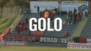 GOLO! FC Penafiel, Capela aos 12', FC Arouca 0-1 FC Penafiel
