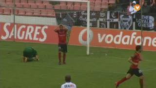 FC Penafiel, Jogada, Quiñones aos 61'