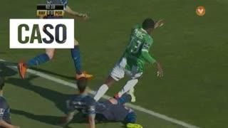 Rio Ave FC, Caso, W. Jebor aos 2'