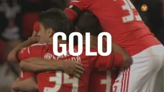 GOLO! SL Benfica, Lima aos 63', SL Benfica 1-0 Os Belenenses