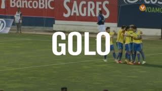 GOLO! Estoril Praia, Léo Bonatini aos 48', Estoril Praia 1-0 FC Arouca