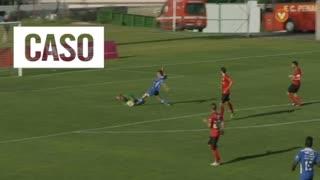 Gil Vicente FC, Caso, Vítor Gonçalves aos 43'