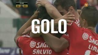 GOLO! SL Benfica, Jonas aos 19', CD Nacional 1-2 SL Benfica