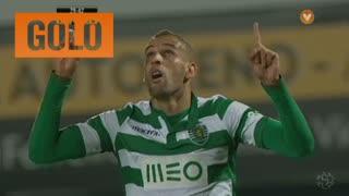 GOLO! Sporting CP, Slimani aos 30', FC P.Ferreira 0-1 Sporting CP