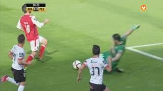 SC Braga, Jogada, Rafa aos 28'