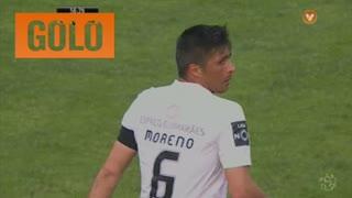 GOLO! Vitória SC, Moreno aos 56', Vitória SC 1-0 FC Arouca
