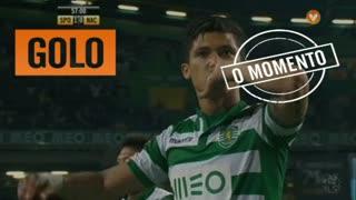 GOLO! Sporting CP, Montero aos 56', Sporting CP 1-0 CD Nacional