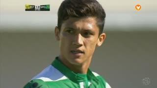 Sporting CP, Jogada, Montero aos 37'