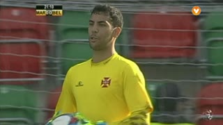 Marítimo M., Jogada, Danilo Pereira aos 21'