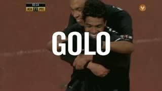 GOLO! A. Académica, Mineiro aos 82', A. Académica 2-1 FC P.Ferreira