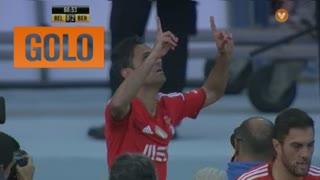 GOLO! SL Benfica, Jonas aos 60', Belenenses 0-2 SL Benfica