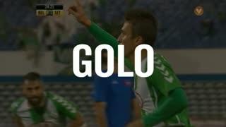 GOLO! Vitória FC, João Schmidt aos 23', Belenenses 1-0 Vitória FC