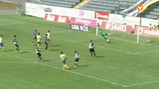 FC Arouca, Jogada, Iuri Medeiros aos 2'