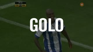 GOLO! FC Porto, Martins Indi aos 25', FC Porto 1-0 SC Braga