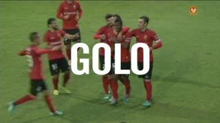 GOLO! FC Penafiel, Quiñones aos 41', FC Penafiel 1-0 CD Nacional