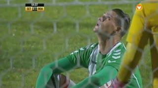 Vitória FC, Jogada, Zequinha aos 64'