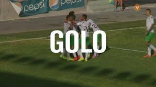 GOLO! Moreirense FC, João Pedro aos 17', Marítimo M. 0-1 Moreirense FC