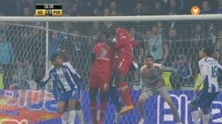 Gil Vicente FC, Jogada, M. Enza-Yamissi aos 16'