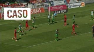 Gil Vicente FC, Caso, Simy aos 24'