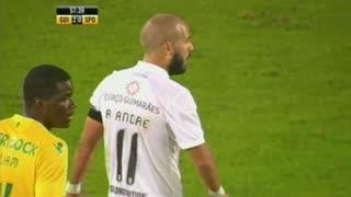 Vitória SC, Jogada, André André aos 56'