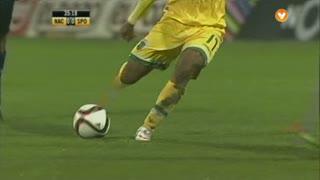Sporting CP, Jogada, João Mário aos 35'