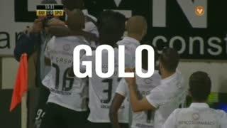 GOLO! Vitória SC, B. Saré aos 15', Vitória SC 1-0 Sporting CP