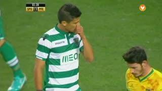 Sporting CP, Jogada, Montero aos 82'