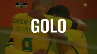 Sporting CP, Slimani aos 69', Gil Vicente FC 0-3 Sporting CP