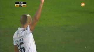 Vitória SC, Jogada, Bruno Gaspar aos 57'