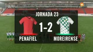 I Liga (23ªJ): Resumo FC Penafiel 1-2 Moreirense FC