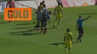 GOLO! CD Nacional, Fábio Cardoso (p.b.) aos 14', CD Nacional 1-0 FC P.Ferreira