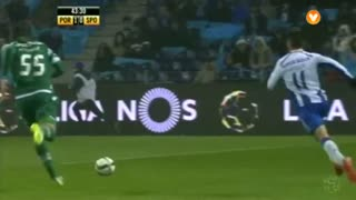 FC Porto, Jogada, Tello aos 43'