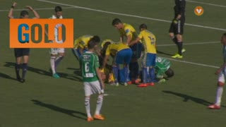 GOLO! Estoril Praia, Kléber aos 47', Vitória FC 1-1 Estoril Praia