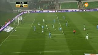 SC Braga, Jogada, Pedro Tiba aos 2'